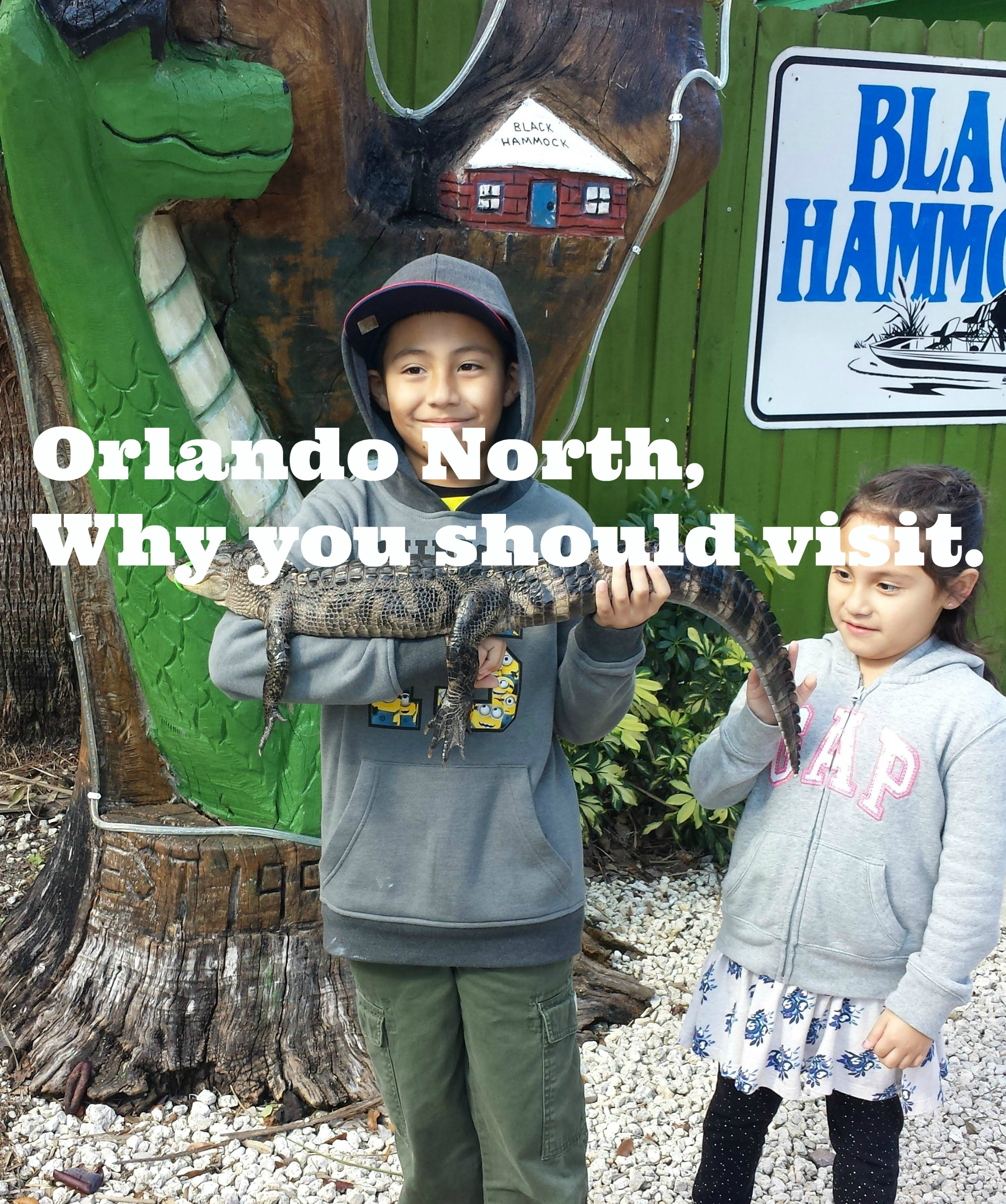 Orlando North, why you should visit