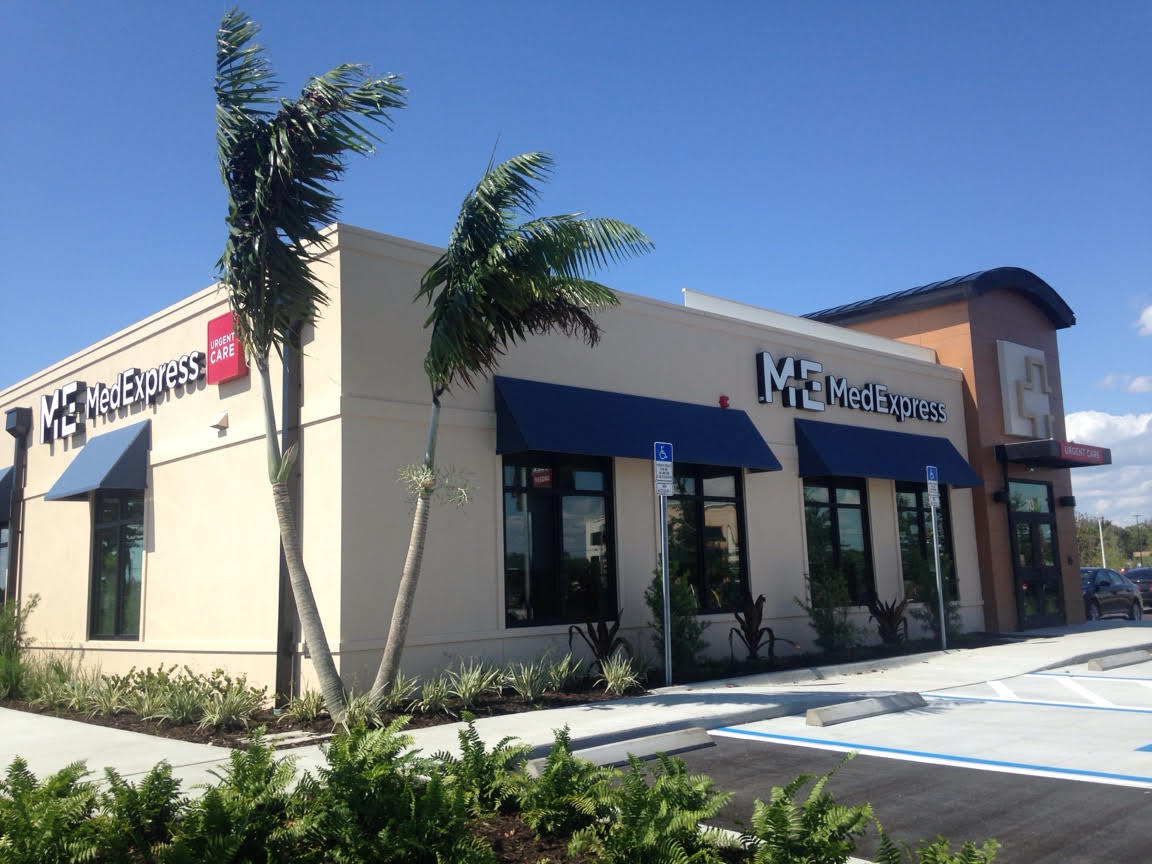MedExpress Urgent Care Coming to Cape Coral, FL
