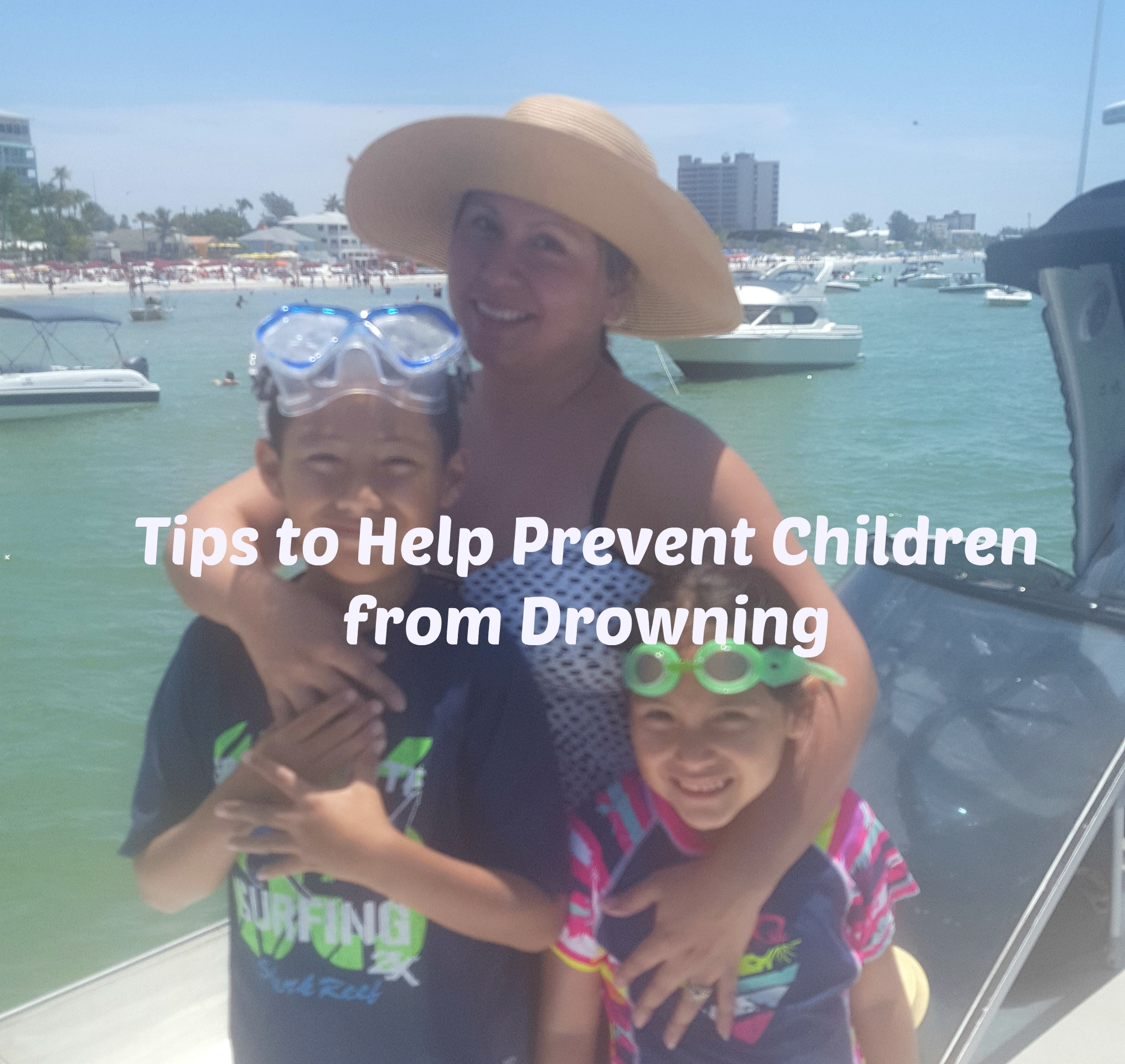 Tips to Help Prevent Children from Drowning