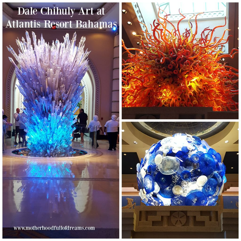 Chihuly at Atlantis