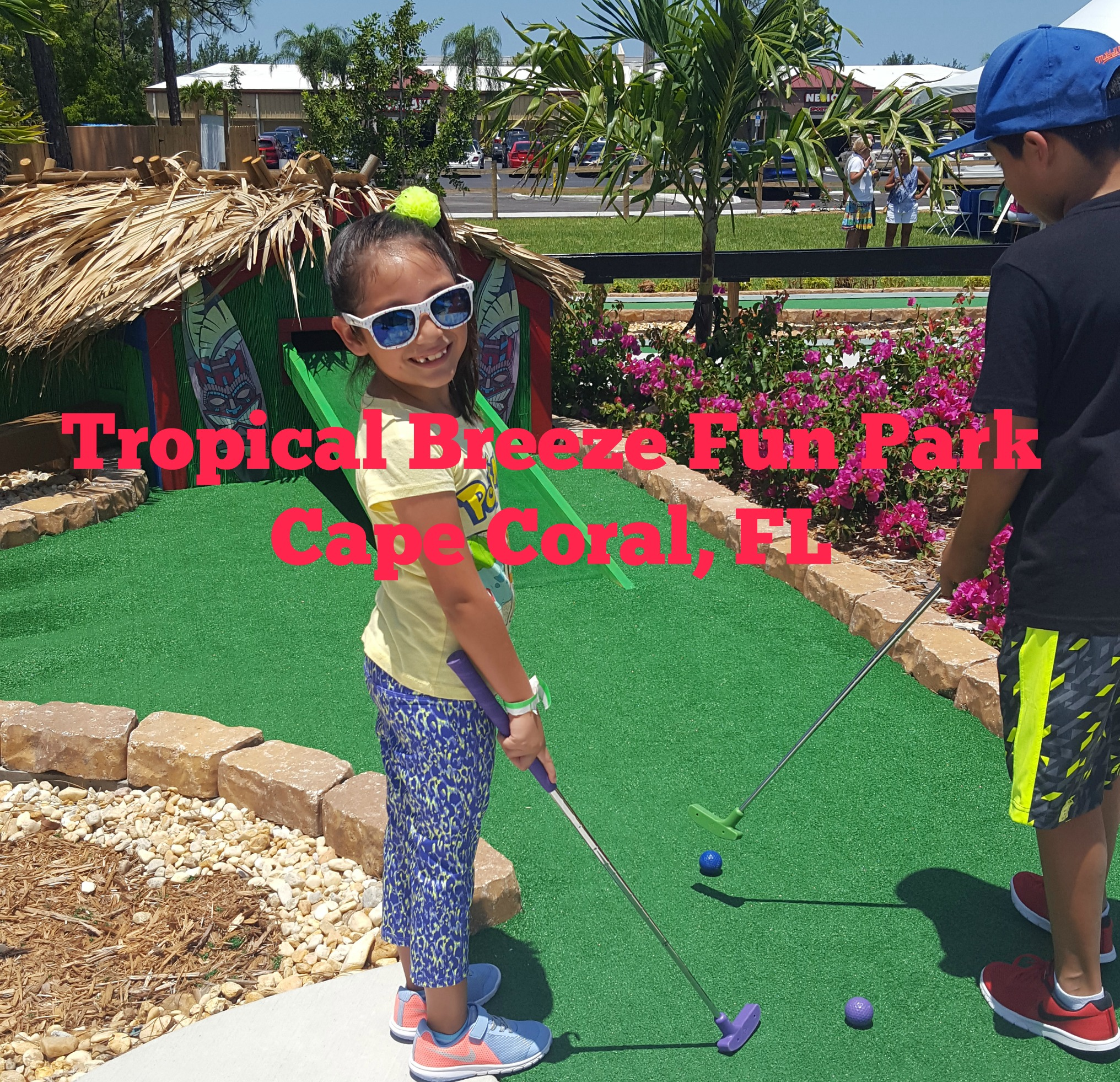 Tropical Breeze Fun Park brings Adventure to Cape Coral