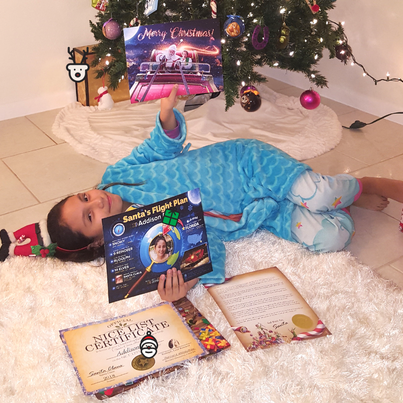 Keep the Christmas Spirit Alive with a Package from Santa