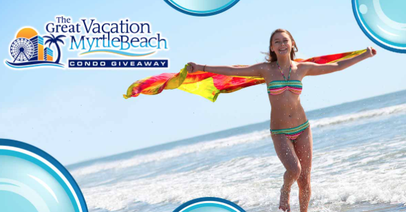 Win an Oceanfront Condo – The Great Myrtle Beach Condo Giveaway